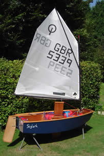 sailing dinghy designs